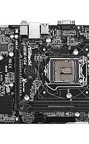 ASRock H81M-VG4 LGA1150 Intel H81 DDR3 SATA3 USB3.0 GbE MicroATX Moederbord