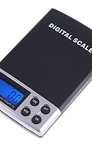 500g x 0.1g Digital Weigh Balance Jewelry Pocket Scale