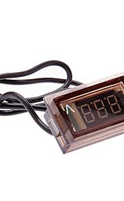 Digital Voltmeter   Led Auto Car Motorcycle Voltage Meter