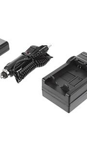 ismartdigi-Sony NP-FW50 (2 stuks) 1080mAh, 7.2V camera batterij + Car Charger voor SONY NEX-5T 5R 3N F3 C3 A7 7 A55 A35 A7R