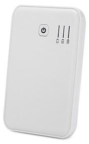 Batteria 5000mAh multi-uscita esterna per iPhone6 / 6plus / 5s samsung s4 / 5 htc e altri dispositivi mobili