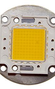 ZDM ™ DIY 100W høy effekt 8000-9000lm varmt hvitt lys integrert LED-modul (32-35v)