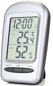LCD Digital Hygrometer Humidity Thermometer Temperature Meter Home Outdoor