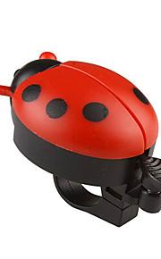 Red Bike Ladybird Bell