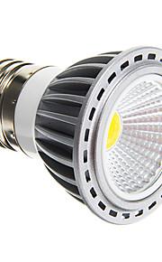 e26 / e27 3 w cob 50-240 lmcool / varme hvite dimbare spotlights ac 220-240 v