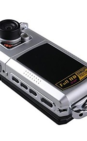 "5.0MP Wide Angle Car DVR Camcorder w/ 4x Digital Zoom/HDMI/Night Vision/SD Slot (2.5"" TFT LCD)"