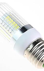 bombilla blanca del LED E27 8w 27smd5630 5500-6500k 220v