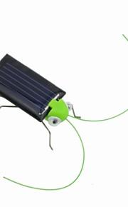 Adorável Mini Energia Solar Criança Kid Toy Locust Solar Grasshopper Insect Bug