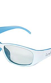 Le-Vision General Polarized Light Side by Side Patterned Retarder 3D Glasses for Cinema TV Computer
