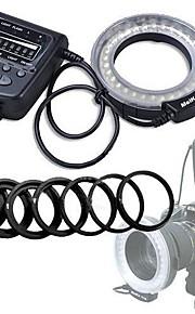 meike® førte makro ring flash fc-100 for canon nikon PENTAX olympus dslr kamera videokamera
