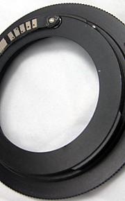 AF bekræfte M42 42mm linse til EOS-kamera til 400D 450d 500D 550D 40d 50d 60D 5d 7d