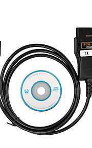 HDS Cable OBD2 Diagnostic Cable