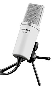 Takstar PCM-1200 Capacitance Microphone for Mobile Phone/Computer