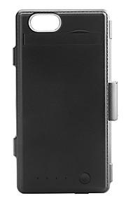 L-M51w Xperia Z1 mini-3500-BK 3500mAh Battery Case for M51w Xperia Z1 mini