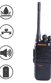 Baiston BST-508 Professional Super Power Waterproof Shockproof 6W Walkie Talkie - Black