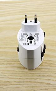 compacte universele reis stekker adapter