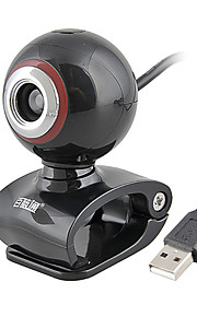 Aoni E68 5 Megapixel Webcam With Built-In Microphone
