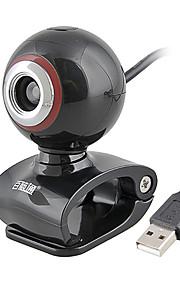 מצלמת אינטרנט 5 מגה פיקסל aoni E68 עם מיקרופון מובנה