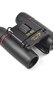 DY-3060 30x60 126X1000m Folding Binoculars Telescope Outdoor Day And Night Vision and Bag