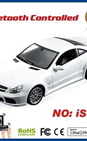 i-controle licenciado do carro do bluetooth benz para iphone, ipad e android 01:16 is650