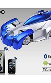 i-controle licenciado parede de escalada carro do bluetooth para o iphone, ipad e android is600