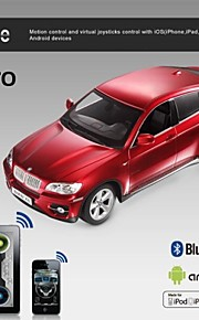 i-controle Bluetooth licenciado bmw carro x6 para iphone, ipad e android is670