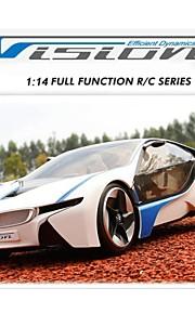MJX Toys Electric Remote Control Car VED 1:14 i8 RC Car Large Drift Radio Control RC Sports Car Model inc.battery