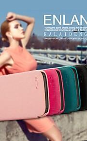 HTC의 G14에 대한 홍보 여덟 일 시리즈 전화 가죽 케이스 (모듬 색상)