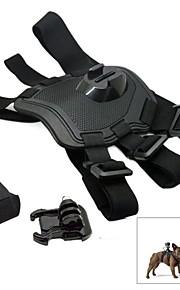 3pcs In 1 GoPro tilbehør Opsætning / Stropper / Tilbehør Kit For Gopro Hero 3 / Gopro Hero 3+ / GoPro Hero 4Kajaksport / AUTO / Militær /