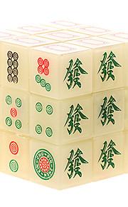 diansheng 3x3x3 noite enigma mahjong luminosa cubo mágico