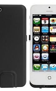 2800mAh externe Unterstützungsladegerät-Fall für iphone5 sortierte Farbe