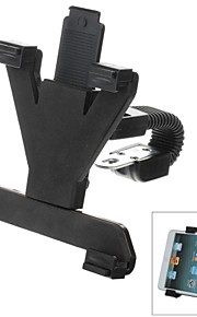 M08 360 Degree Rotation Scooter Bracket with C60 Back Clamp for 7~10 Inch Tablet PC (Black)