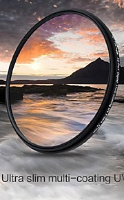 Tianya 52 milímetros mc uv ultra slim xs-pro1 digitais muti-revestimento filtro UV para Nikon D5200 D3100 D5100 D3200 lente 18-55mm
