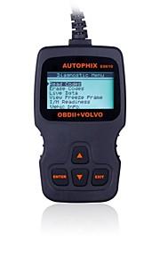 AUTOPHIX® Diagnostic Tool VOLVO + OBD2 OBDII Professional Scanner ES610