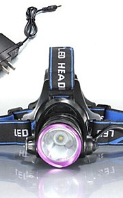 LS131 CREE XM-L T6 2000 Lumens 3-Mode LED Headlight Bike Bicycle Headlamp
