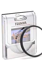 Tianya 55mm mc UV-filter til Sony A58 A65 hx300 hx400 18-55 55-200 55-250mm linse