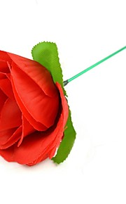 magiske rekvisitter - fakkel bliver rosen