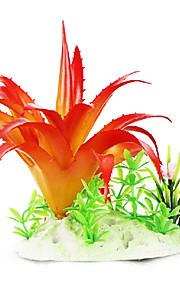 Plastik - Aquarium Dekoration - For fisk