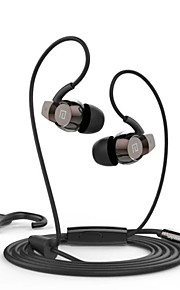 Elma Kulak İçinde - Kablolu - Kulaklıklar (Kulaklık, Kulak İçi) ( Mikrofon/MP3/Rezonans/Sesle Kontrol/Kulaklıklar/Gürültüyü Kesen )