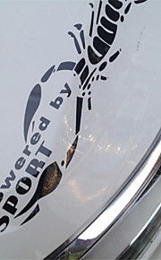 Car Stickers with Scorpion Car Styling