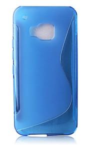 HTC M9 - TPU - 전체 바디 케이스 - 특별 디자인 - 케이스 커버