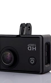 nye bærbare plast fast ramme mount tilfældet for sj4000 / sj5000 / sj6000 / sjcam kamera