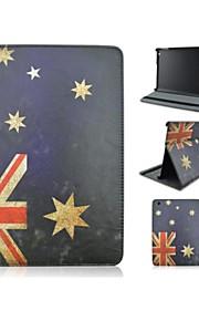 사과 iPad 3/iPad 4 - 국립 국기 PU 가죽 , 여러 색상 )