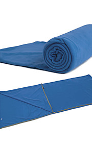AOTU KEEP WARM Polyester Sleeping Bag Blue/Orange