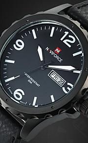 Relógio Militar (Calendário/Resistente à Água) - Analógico - Quartz