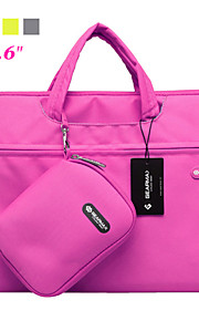 unisex laptop veske netbook tilfelle bag med liten mus bag for macboook pro 11.6 ""