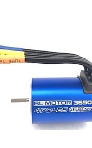 klassiske serie 3650 sensorløse motor (¢ 3,175 mm)