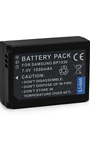 BP-1030 - Li-ion - Batterij - voor for  Samsung  NX1000、NX200、NX210 - 7.4V - ( V ) - 1030mAh - ( mAh )