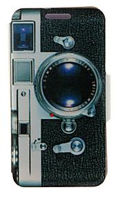 modèle de caméra kinston® cuir PU couverture complète du corps avec support pour HTC Desire yeux / M910