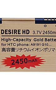 batería de repuesto - 2450 - Dopod A9191 G10 - No